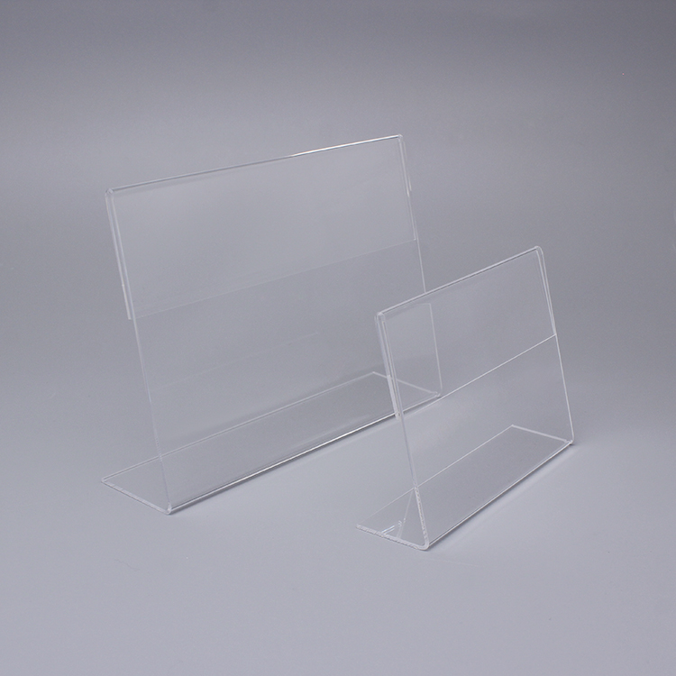 Clear Perspex Display Stands