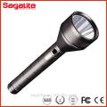 Aluminium-Hochleistungs-Langstrecken-Wiederaufladbare LED-Polizei-Fackel