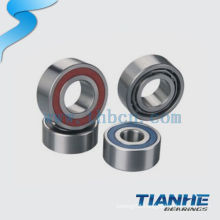 Single Row Angular Contact Ball elastomeric lazy susan Bearings pads