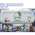 High quality repeat /non-refillable cylinder refrigerant 404a gas for sale