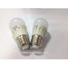 Myled 2014 nouveau produit E27 / B22 Dimmable LED ampoule lampe, haute lumière 8W E27 ampoule en céramique à LED