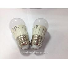 Myled 2014 novo produto E27 / B22 Dimmable Lâmpada LED Bulb, High Lumen 8W E27 Lâmpada LED de cerâmica