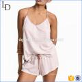 Pijamas atractivas del algodón de las mujeres de la ropa de noche de la nueva llegada al por mayor