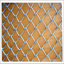 PVC/Vinyl Coated Chain Link/Diamond Mesh (TYE-17)