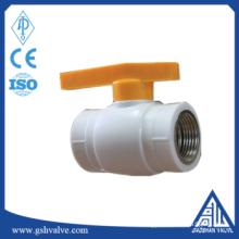 handle plastic ppr ball valve