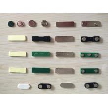 Soporte magnético para placa de identificación
