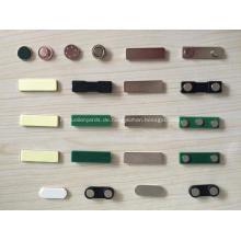 Namensschild Magnethalter