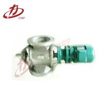 Equipamento de transporte de cinzas para coletor de pó / válvula rotativa