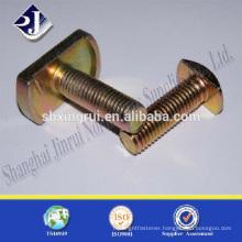 grade8.8 zinc plated T bolt
