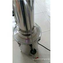 Usine d'eau distillée 2013 populaire de laboratoire populaire de solides solubles