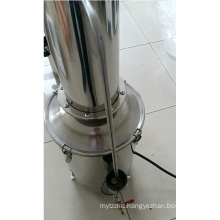 Hot Sale SS Lab 30L Water Distillation Device