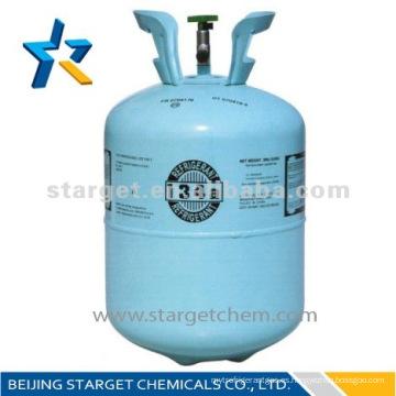 99.99% Pureza R134a Refrigerante 30 libras