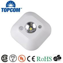 Luz de sensor led de movimiento de interior led