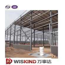 Light Metal Construction Hangar Steel Hangar