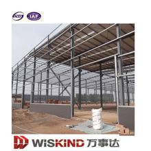 Hangar de aço leve Hangar de construção de metal