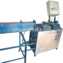 Máquina semi-automática de alta velocidade do Weave da malha do diamante do ciclone
