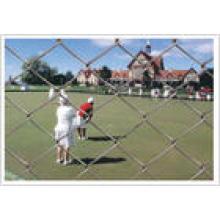 Maillon de chaîne de golf clôtures maille