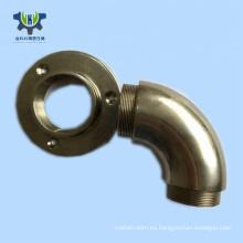 Pieza de estampado de aluminio precisa de alta precisión