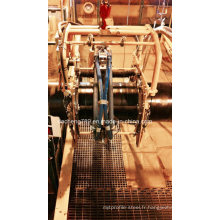 Machine automatique de sablage et de dérouillage