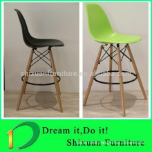 2015 new promotional plastic bar chair