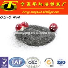Tratamento de água material de filtro de antracite de carvão