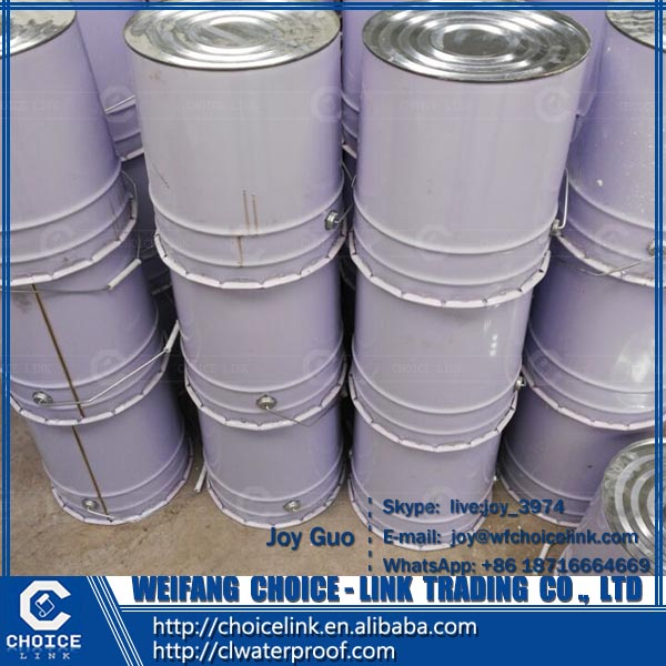 for roof single-part PU waterproof coating