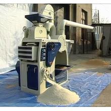 дешевые цена мини стана риса машина риса ролика наждака отбеливатель для продажи