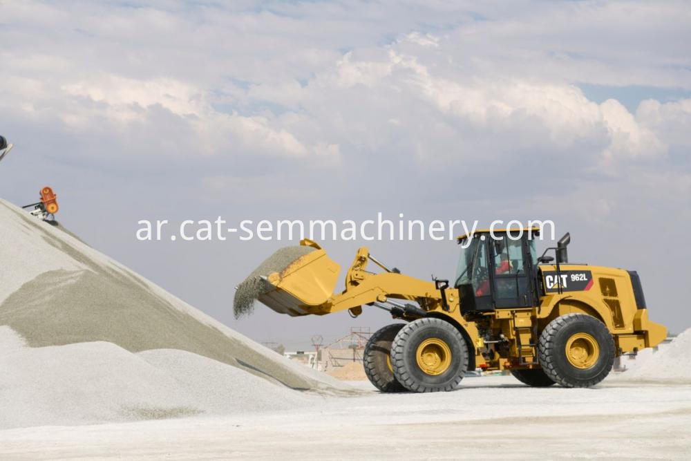 Cat 962l Wheel Loader 1