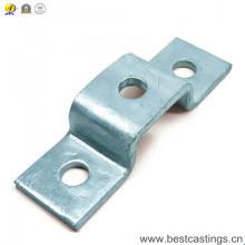 ISO9001: 2008 Custom Stamping suporte de canal em forma