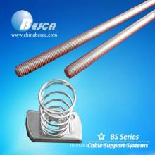 Electrical Hot Dip Galvanized Steel Threaded Rod