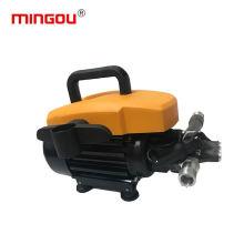 Lavadora a presión con bomba manual de alta presión