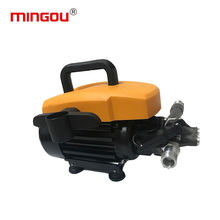 High pressure hand pump pressure washer