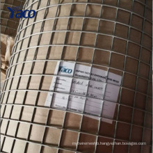 Galvanized Bird Cage Netting Welded Wire Mesh Roll For Sale