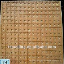 Molde de fibra de resina para mosaico Foshan