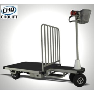 500KG Efficient Standing Driving E-cart