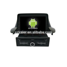 Quad core! Android 6.0 car dvd for MEGANE 2014 with 9 inch full touch Capacitive Screen/ GPS/Mirror Link/DVR/TPMS/OBD2/WIFI/4G