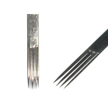 50 PC profesional pre esterilizar agujas desechables tatuaje