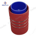 Hump silicone hose charge air cooler silicone hose