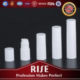 PP Airless Bottle For Cosmetic Packaging 3ml 5ml 10ml 15ml