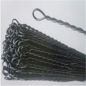 Single Loop Tie Wire Used for Bailing