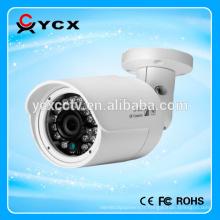 1MP 720P Mini Bullet caméra AHD, caméra hd cctv complète