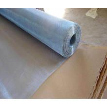 Pantalla de ventana de alambre de hierro galvanizado / mosquiteras de aluminio para ventana