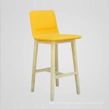 Fabric Bar Chair with Sofa Seat