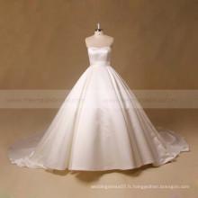 Luxueuse nouvelle robe de mariage robe nuptiale 2017
