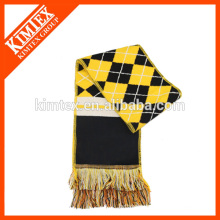 New 100% acrylic woven jacquard scarf