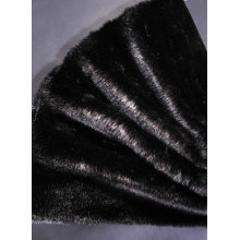 OEM Factory for Tops Knitting Fur Imitation Mink Fabric Faux Fur supply to Nigeria Factory
