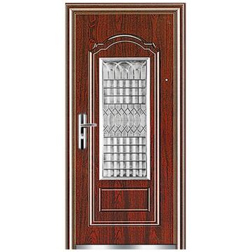 Стальные двери в дверь (Форекс-G0862)