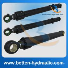 Cilindro hidráulico de la excavadora / del brazo / del cubo por encargo