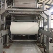 Tissue Making Machine Für Seidenpapier