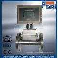 Débitmètre à gaz naturel turbine à gaz LWQ